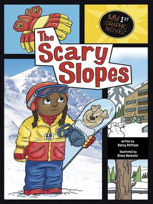 cover image of Scary Slopes