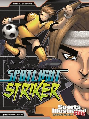 cover image of Spotlight Striker