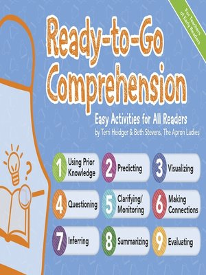 cover image of Ready-to-Go Comprehension