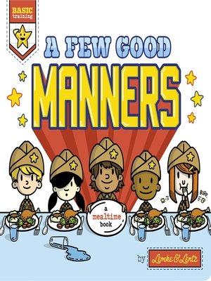 cover image of A Few Good Manners