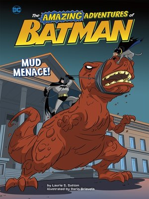 cover image of Mud Menace!