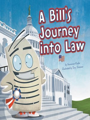 cover image of A Bill's Journey into Law