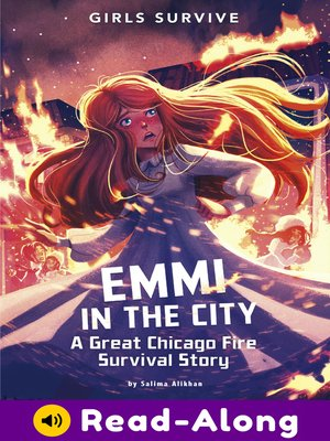 cover image of Emmi in the City