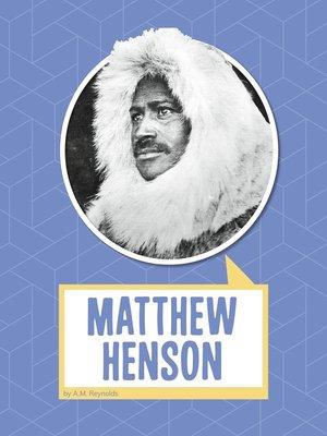 cover image of Matthew Henson
