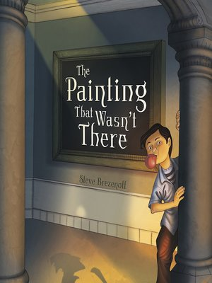 cover image of The Painting That Wasn't There