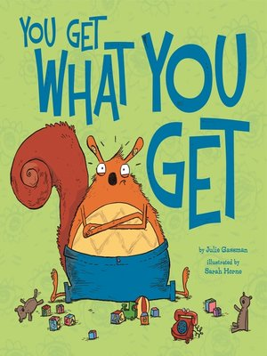 cover image of You Get What You Get