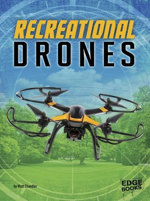 cover image of Recreational Drones