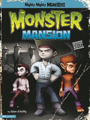 cover image of Monster Mansion