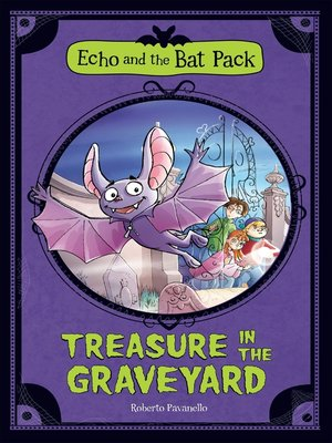 cover image of Treasure In the Graveyard
