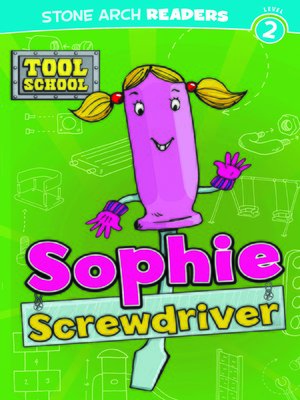 cover image of Sophie Screwdriver