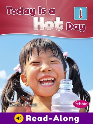 cover image of Today is a Hot Day