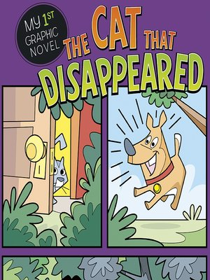 cover image of The Cat That Disappeared