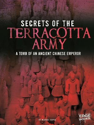 cover image of Secrets of the Terracotta Army