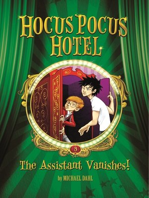 cover image of The Assistant Vanishes!