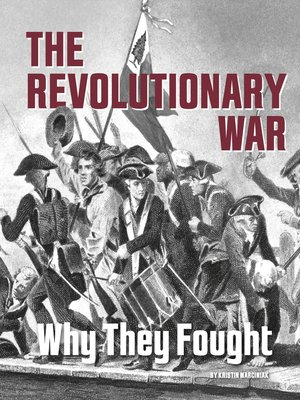 cover image of The Revolutionary War