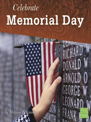 cover image of Celebrate Memorial Day