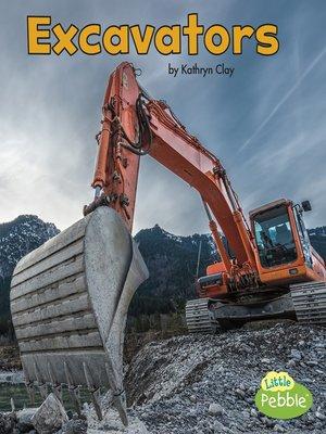 cover image of Excavators