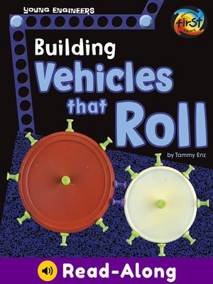 cover image of Building Vehicles that Roll