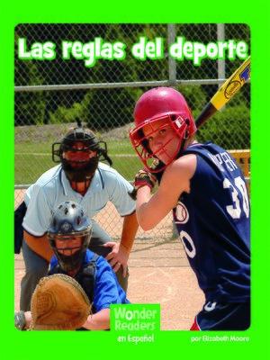 cover image of Las reglas del deporte