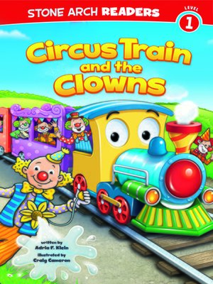 cover image of Circus Train and the Clowns