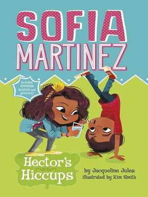 cover image of Hector's Hiccups