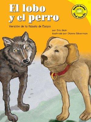 cover image of El lobo y el perro