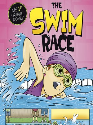 cover image of The Swim Race