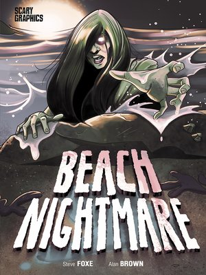 cover image of Beach Nightmare