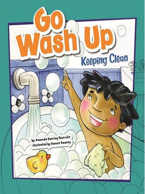 cover image of Go Wash Up