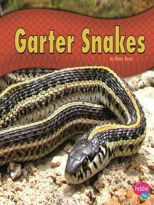 cover image of Garter Snakes