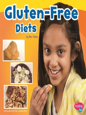 cover image of Gluten-Free Diets