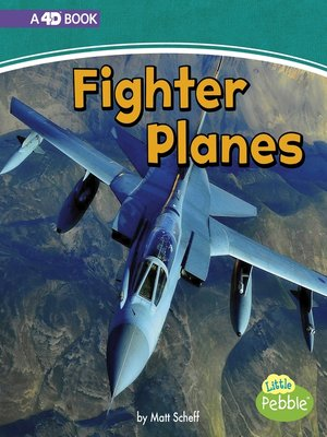 cover image of Fighter Planes