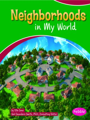 cover image of Neighborhoods in My World