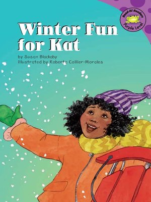 cover image of Winter Fun for Kat
