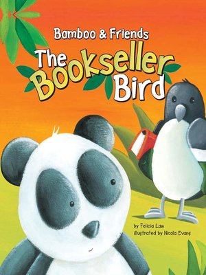 cover image of The Bookseller Bird