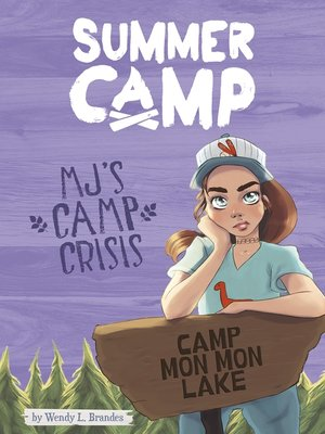 cover image of MJ's Camp Crisis