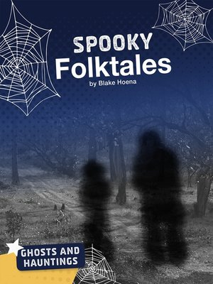 cover image of Spooky Folktales