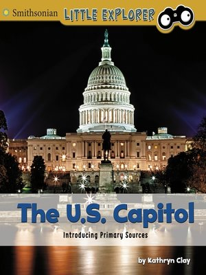 cover image of The U.S. Capitol