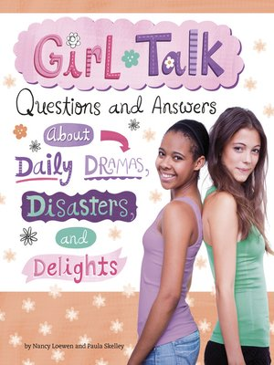 cover image of Girl Talk