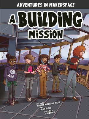 cover image of A Building Mission