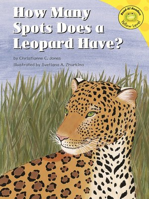 cover image of How Many Spots Does a Leopard Have?