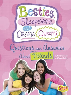 cover image of Besties, Sleepovers, and Drama Queens