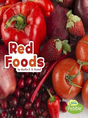 cover image of Red Foods