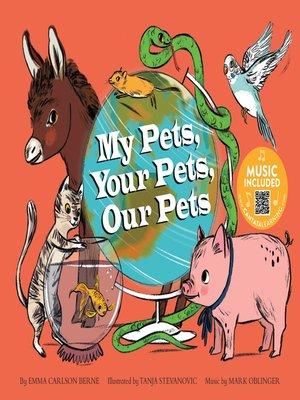 cover image of My Pets, Your Pets, Our Pets