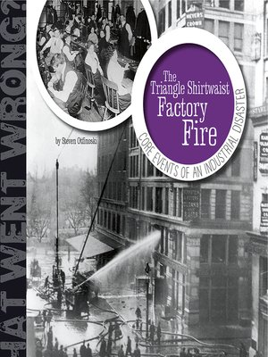 cover image of The Triangle Shirtwaist Factory Fire