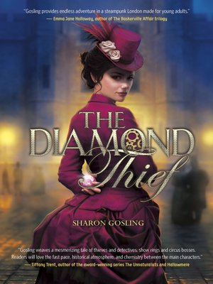 cover image of The Diamond Thief
