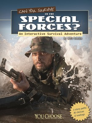 cover image of Can You Survive in the Special Forces?