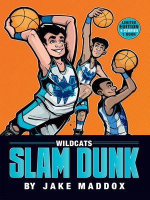 cover image of Wildcats Slam Dunk