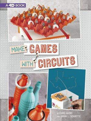 cover image of Make Games with Circuits