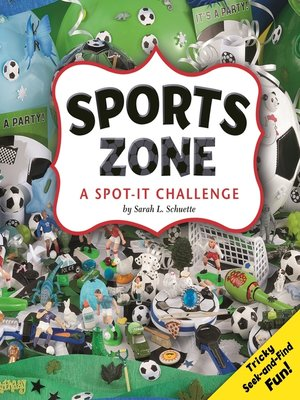 cover image of Sports Zone